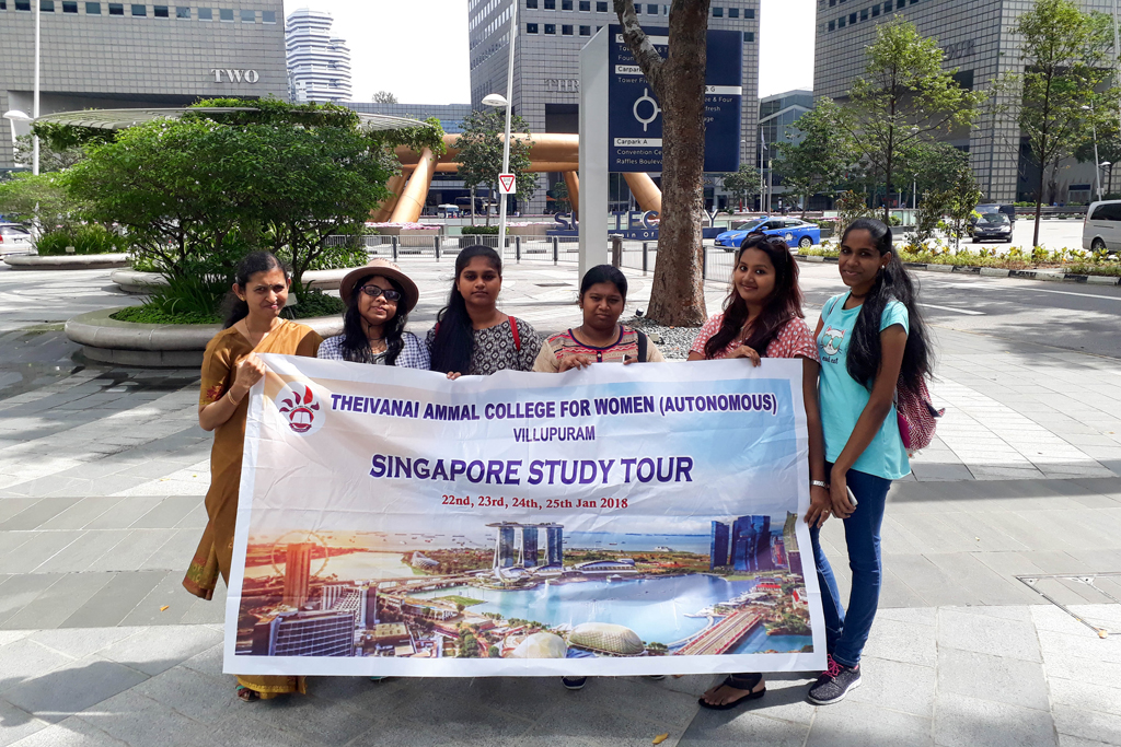 TACW Educational tour to Singapore